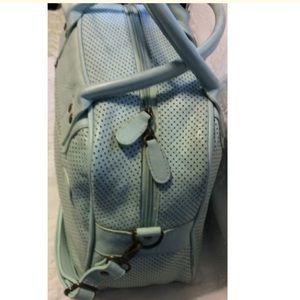 latico Bags - Latico Vintage Leather Travel Bowler Bag